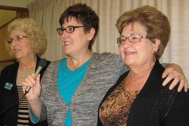 American Association of University Women marks Women's History Month