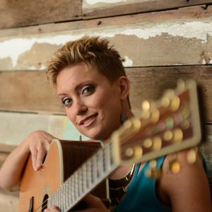 Folk-rock singer/songwriter Christie Lenée in Roseville