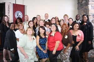 Local nursing school graduates honored