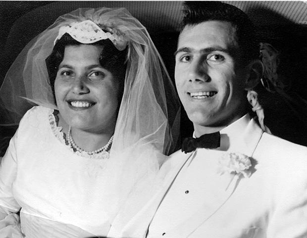 Kenneth and Kathy Blanke celebrate 50th wedding anniversary