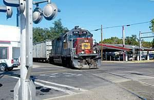 New improvement projects are reincarnating Lodi's soul: The train