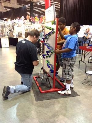 From nature to science, educational lessons abound at the festival