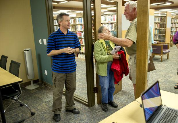 Lodi City Council gets tour of newly renovated library