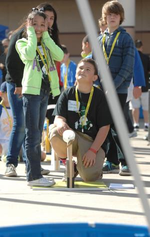 McNair High School hosts Science Olympiad