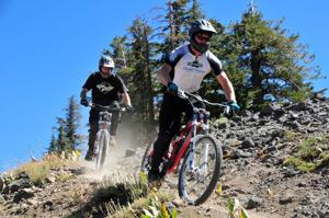Ski resorts offer summer adventure