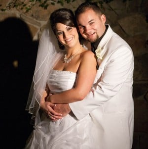 Richard Crawford, Marisa Mencarini wed at Wine and Roses