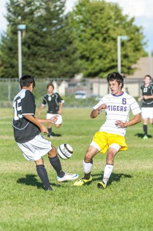 Boys soccer: Tigers tie Rams in Tri-City Athletic League opener
