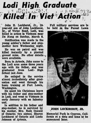 Vietnam Veterans Memorial seeks to add soldiers' photos to online exhibit