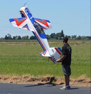 Tokay Radio Control Modelers will hold aerobatics event