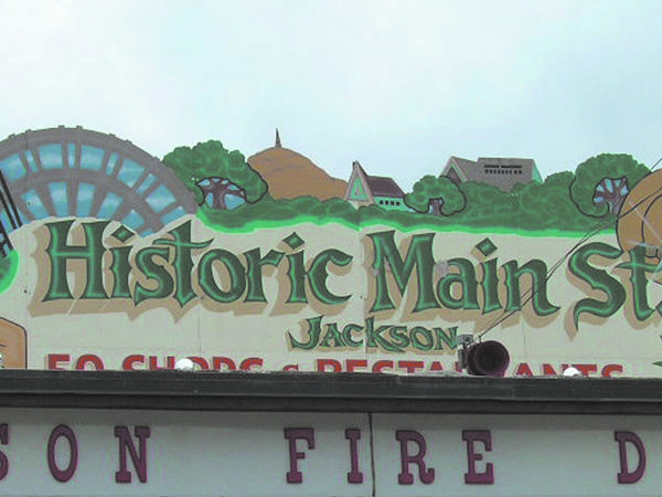 Greetings from Jackson: Enjoying the Mother Lode