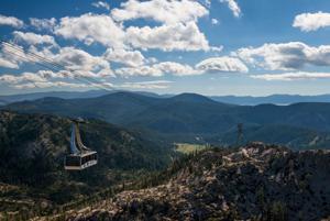 Ski resorts offer summer adventure
