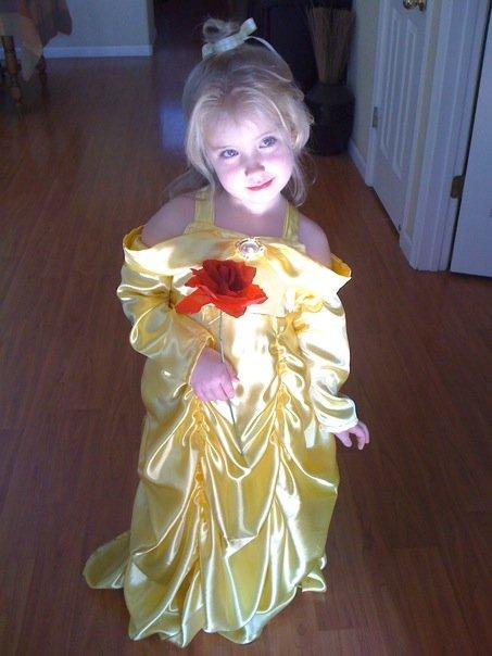 Our Princess Belle