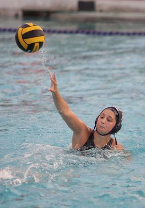 Girls water polo: Flames pummel Bulldogs