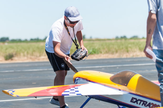 Tokay Radio Control Modelers's second annual West Coast Aerobatic Challenge