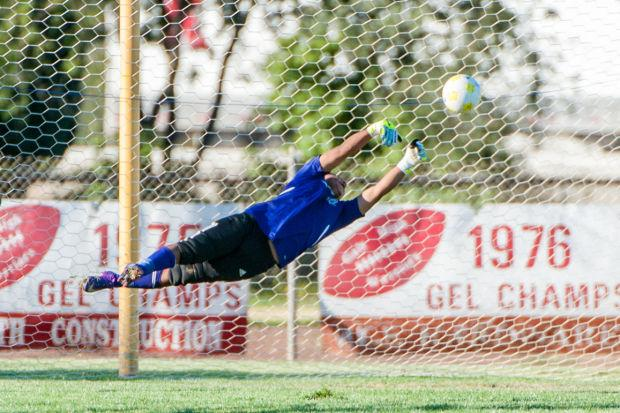 Jose Gomez of the Tokay Tigers named Tri-City Athletic League's MVP Goalie