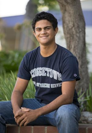 Tokay High School senior Andrew Moton named National Achievement Scholar semifinalist