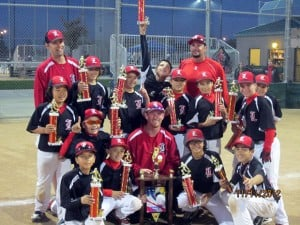 Lodi Reds bring home another tournament title