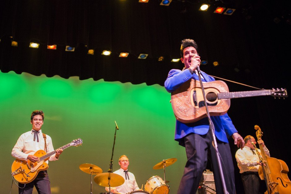 'All Shook Up' in Lodi