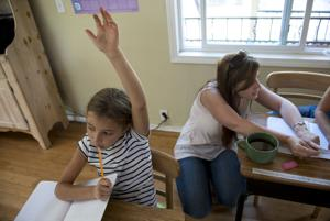 Parents team up to hire teachers, create small class for kids
