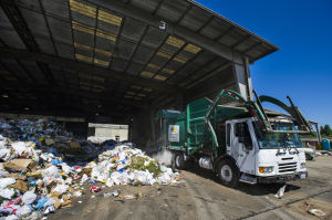 San Joaquin County trash services briefly interrupted by strike