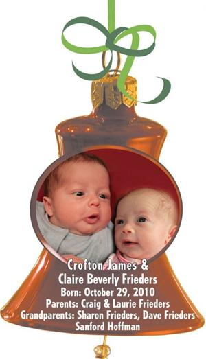 Crofton James and Claire Beverly Frieders