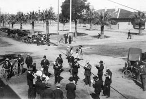 Vintage View: Lodi hears the music