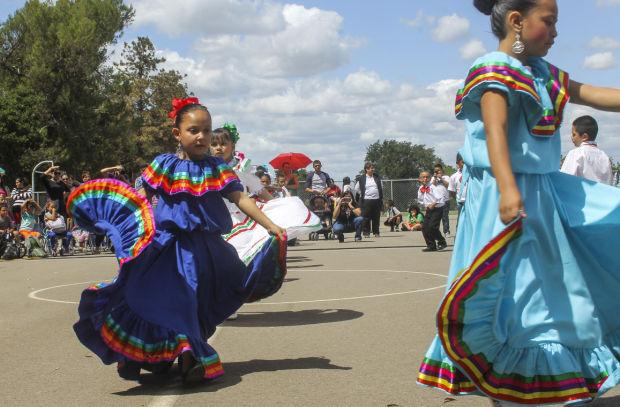 Cinco de Mayo brings color, culture to New Hope Elementary School