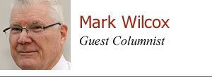 Mark Wilcox: General Mills is closing. Is this a tragedy or ... ?