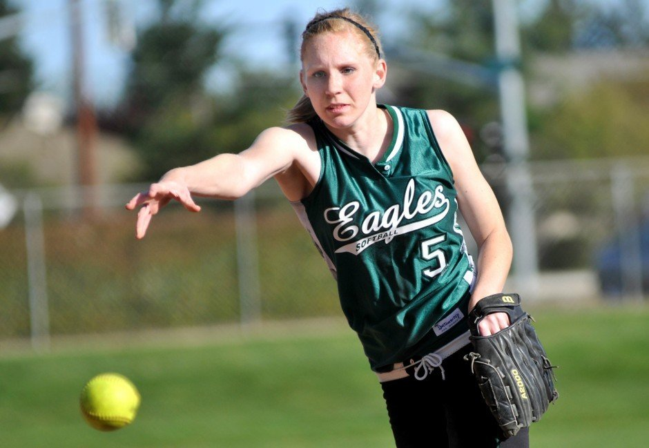 Elliot's Emily Buhrkuhl taking work ethic to next level