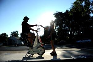 Record-setting spirit: Lodi man seeks to set world record to help his daughter