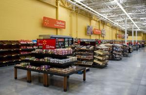 Galt Walmart opens its doors today