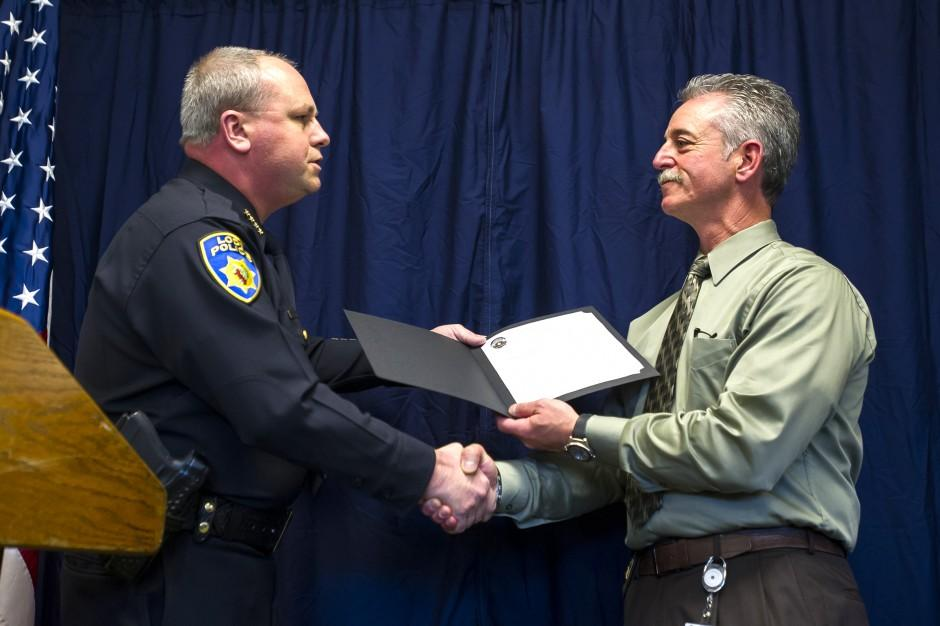 Lodi Police Department honors those who work to keep the city safe