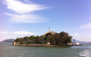 Explore Alcatraz Island to learn about its vast history
