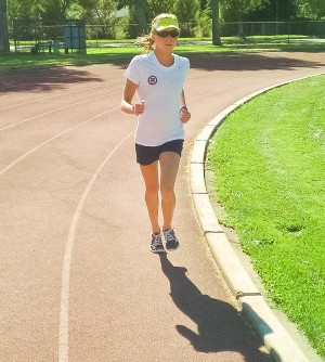 The making of a promising pentathlete