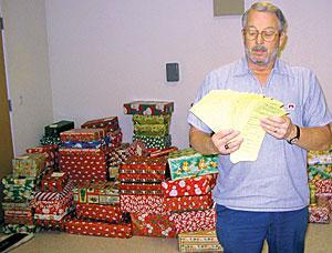 Local charities have Christmas wish lists to help those in need