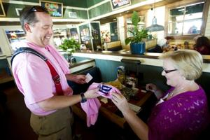 Lodi firefighters hold fundraiser for breast cancer research