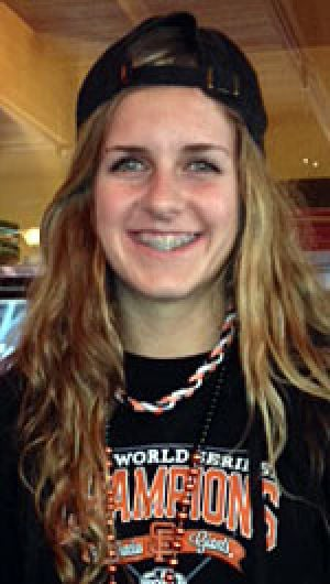 Korina Krueg helps Tigers get off to fast start