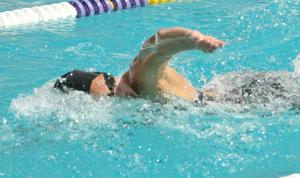 Sac-Joaquin Section swimming preliminaries