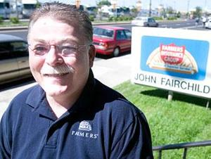 Lodi agent and broker John Fairchild Sr. wants to educate and relate before covering clients