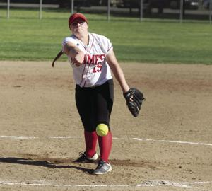 Athlete of the week: Pfennig aiming for pitch-perfect