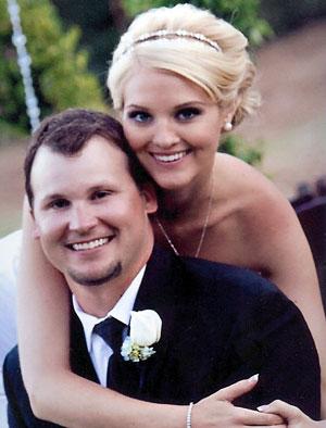 Tyler Weisz, Candace Crossley wed in July at Ritz Carlton