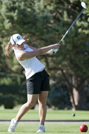 Tokay outshoots West in girls golf