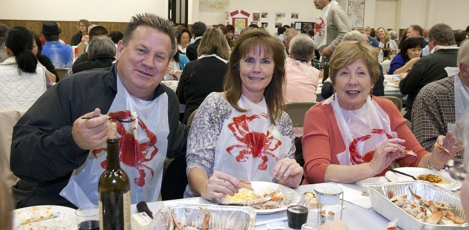 Sister City crab feed