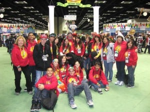 St. Christopher youths attend national Catholic conference