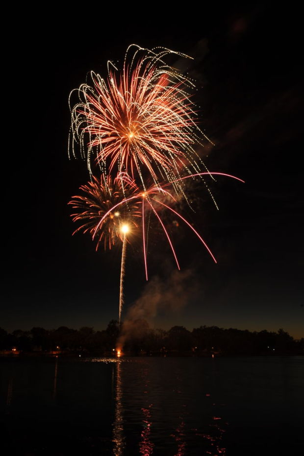 Lodi celebrates Independence Day with Fourth of July at the Lake