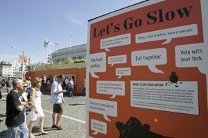 'Slow food' movement comes to Lodi