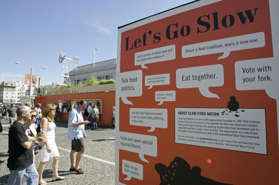'Slow food' movement comes to Lodi
