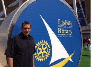 Lodi Rotary Club installs new president