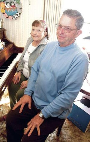 Galt Methodist duo played piano and organ together for 40 years, formed deep connection