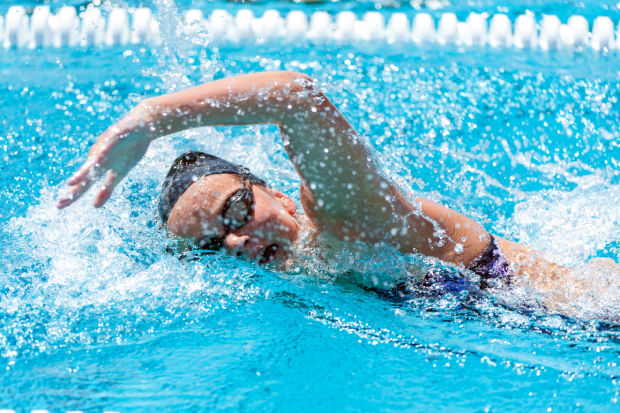 Tri-City Athletic League swimming championships